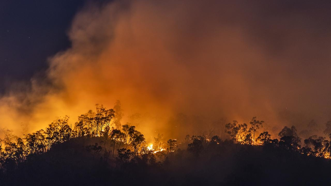 Bushfire Risk Victorians Urged To Prepare For Hot Dry
