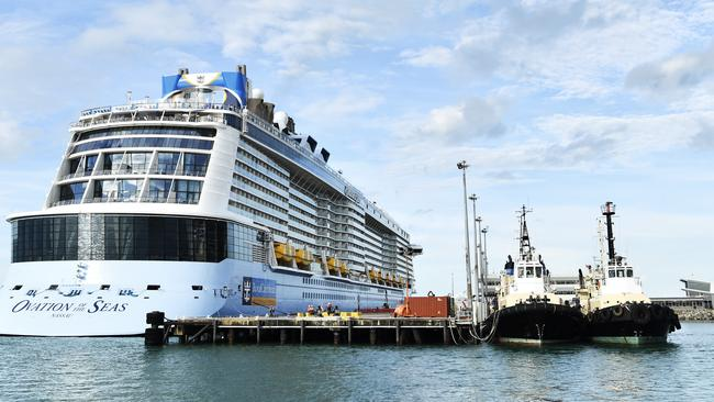 Cruise ship Ovation of the Sea to bring almost 4300 passengers to Darwin | NT News