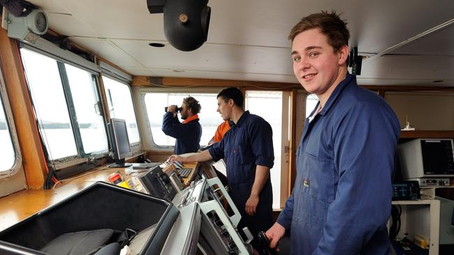 Australian Maritime College offers handson higher education  The Weekly Times