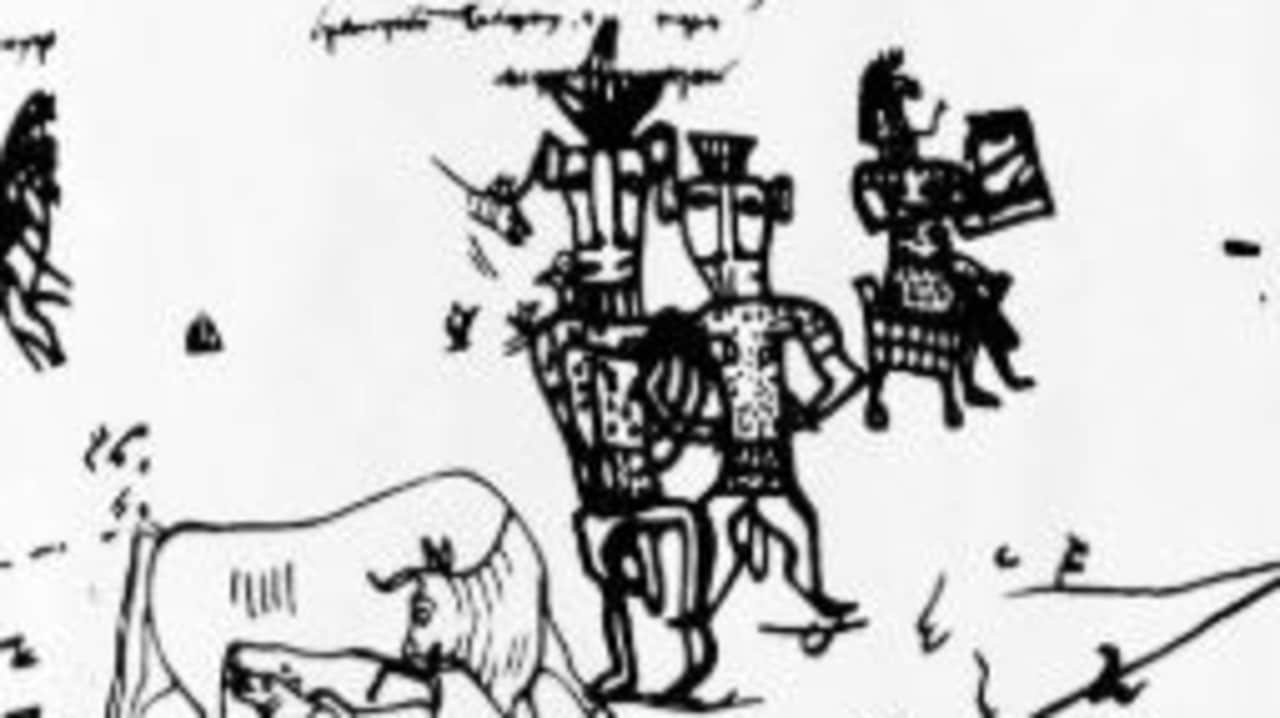 Did God have a wife? Sinai drawing's bombshell religious