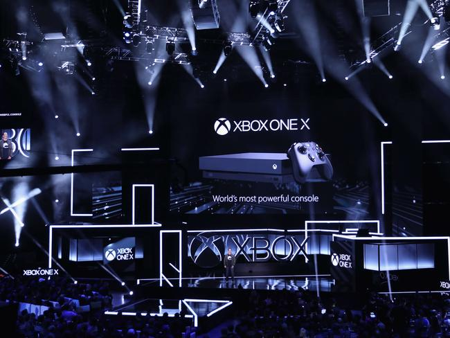 Xbox One X Project Scorpio Revealed At E3 NT News