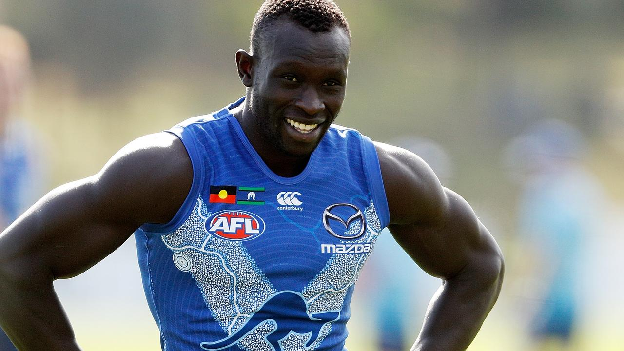 Majak Daw Bridge Fall Disturbing Details In Lead Up To