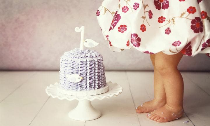 Smash Cake And Other Super Cute 1st Birthday Party Ideas Kidspot