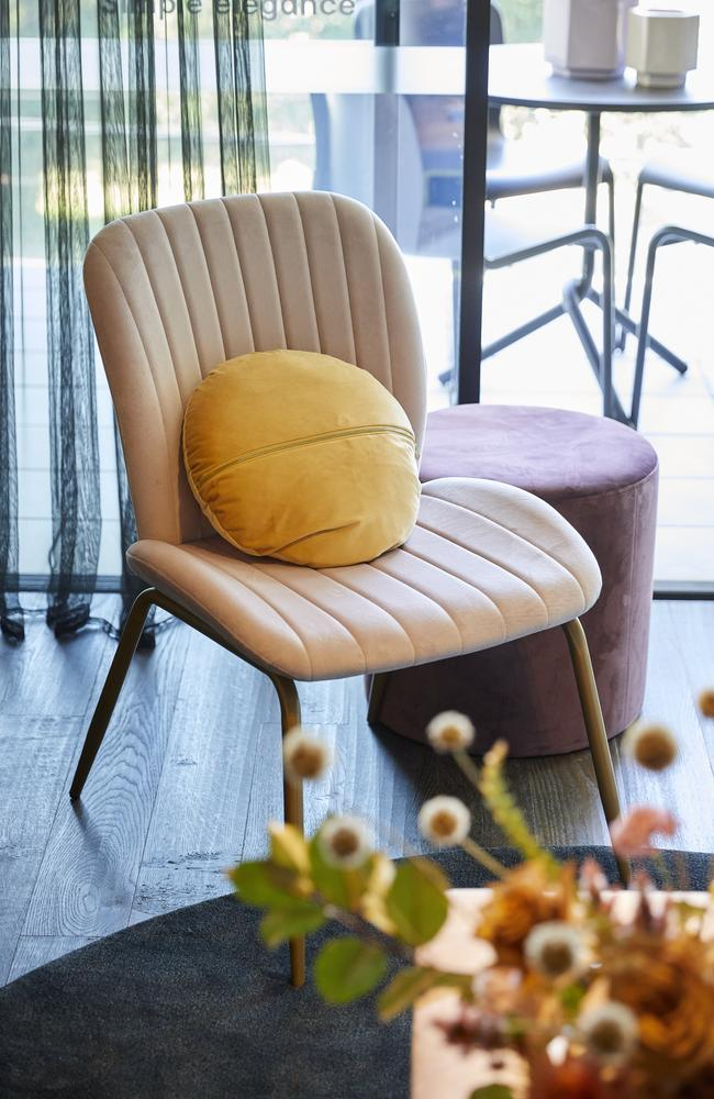 chair safety in design nsw personalized folding stadium chairs kmart 59 velvet goes on sale causing shopping frenzy the has caused people to actually lose their minds selling out instantly online