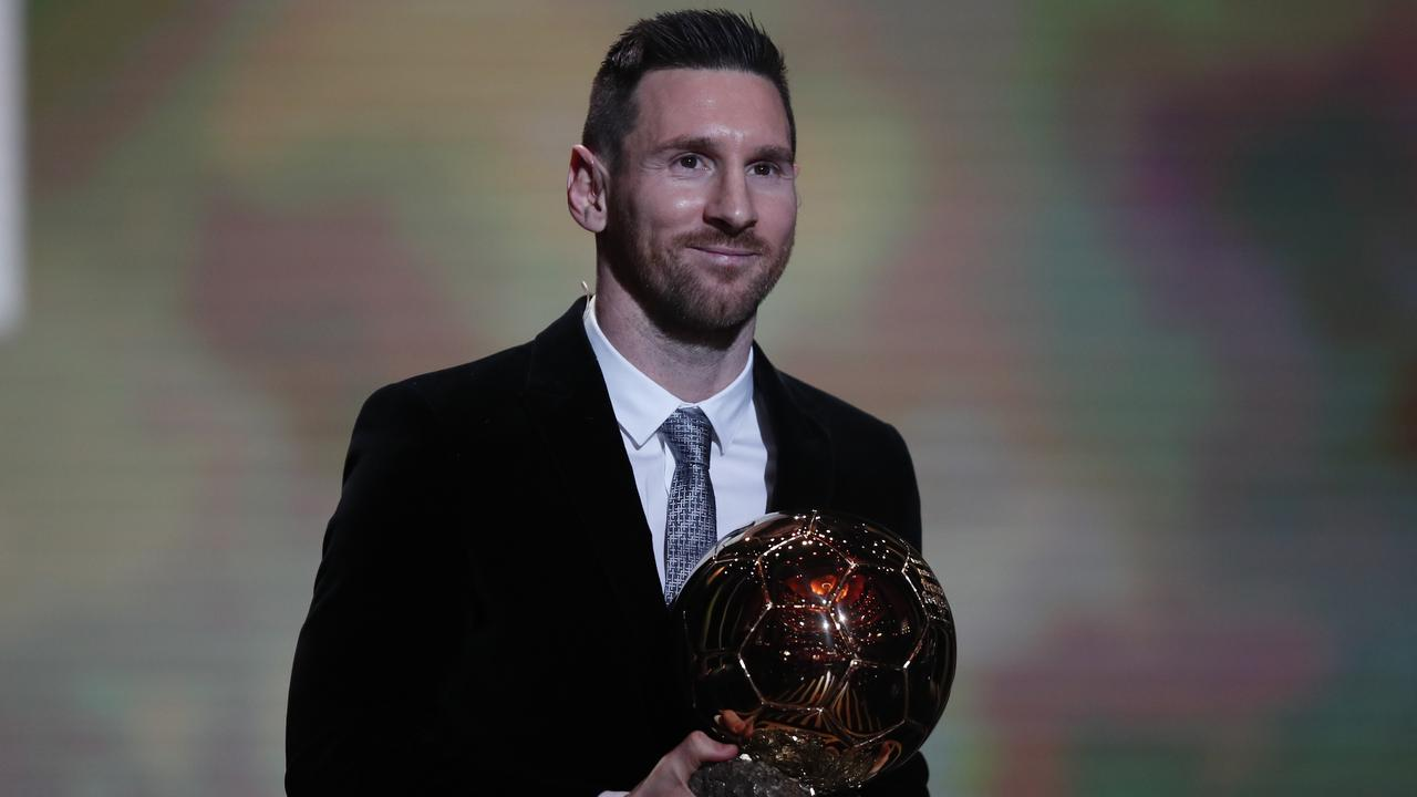 Ballon D Or 2019 Live Lionel Messi Wins Award Winners
