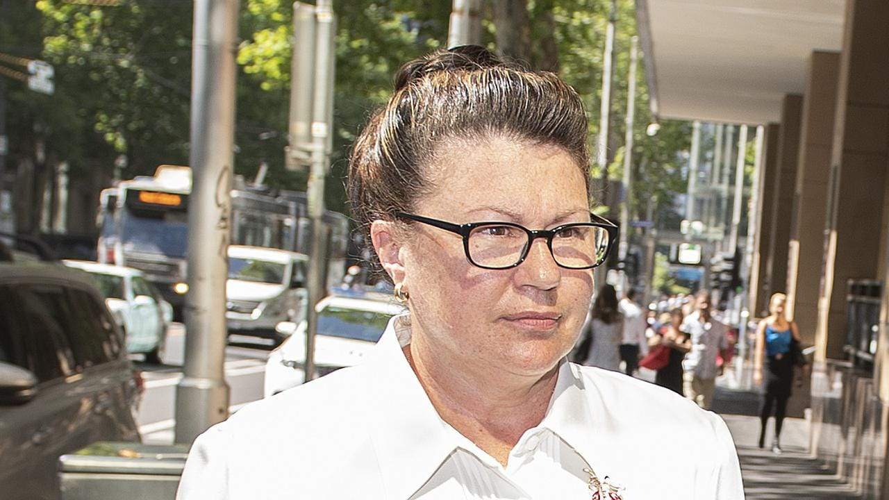 Rosa Rossi Victoria Police Sergeant Admits To Fraud