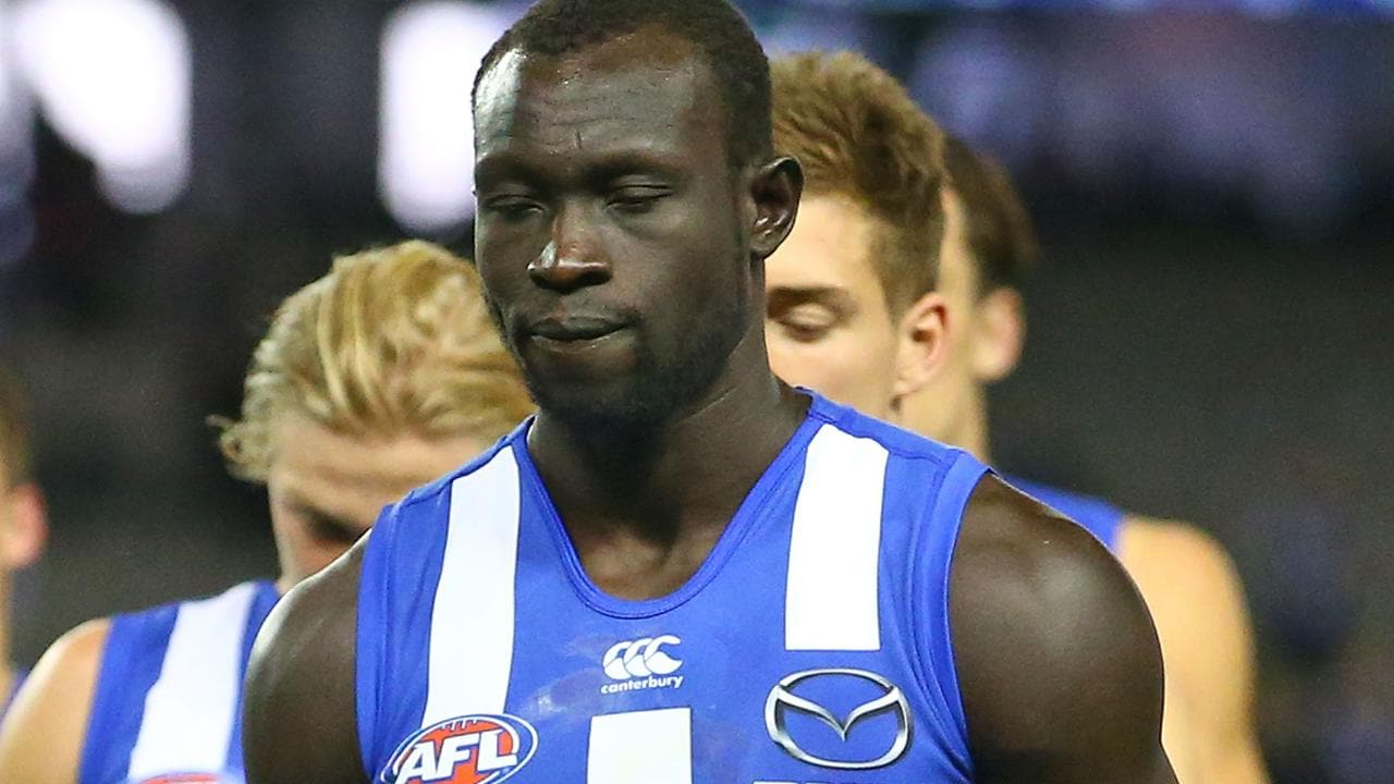 Majak Daw Bolte Bridge Fall Disturbing Details In Lead Up