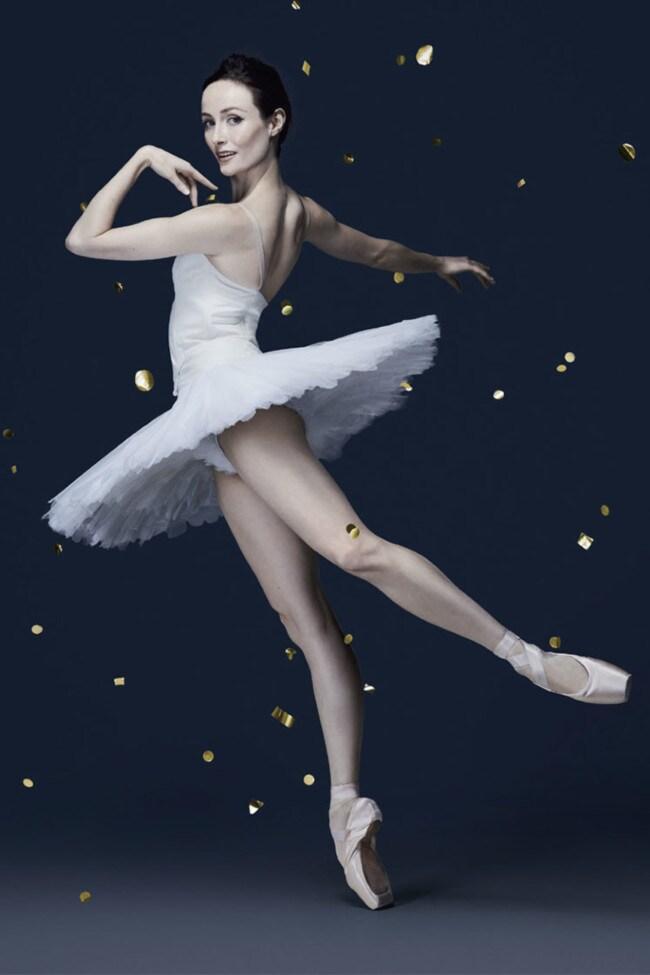 what a ballerina wants