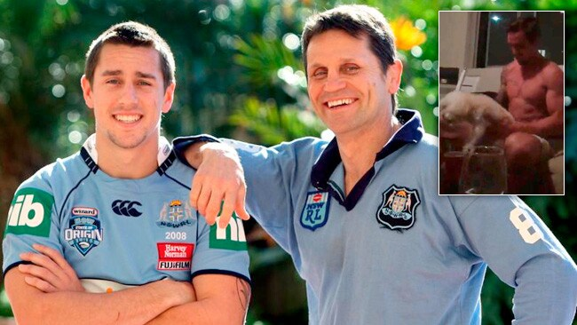 Wayne Pearce Breaks Silence On Son Mitchell Pearces Off