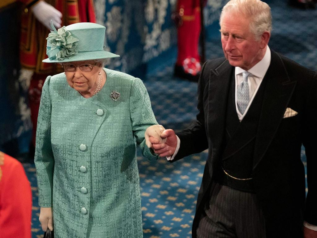 Prince Charles Saw Queen Day Before Coronavirus Infection