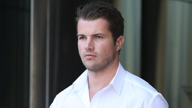 Accused Balcony Killer Gable Tostee Doles Out Dating