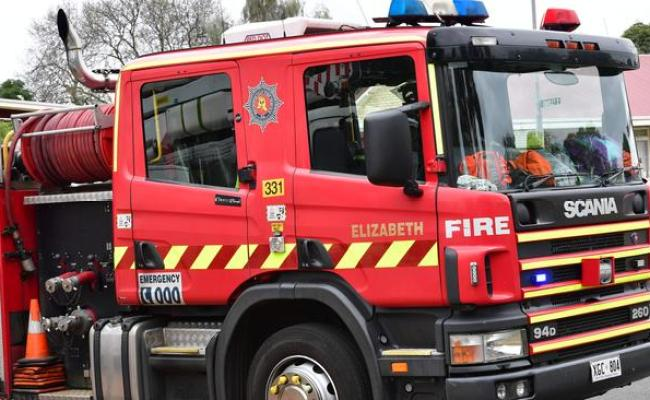 Sa Police Investigate Deliberately Lit Fire At New House