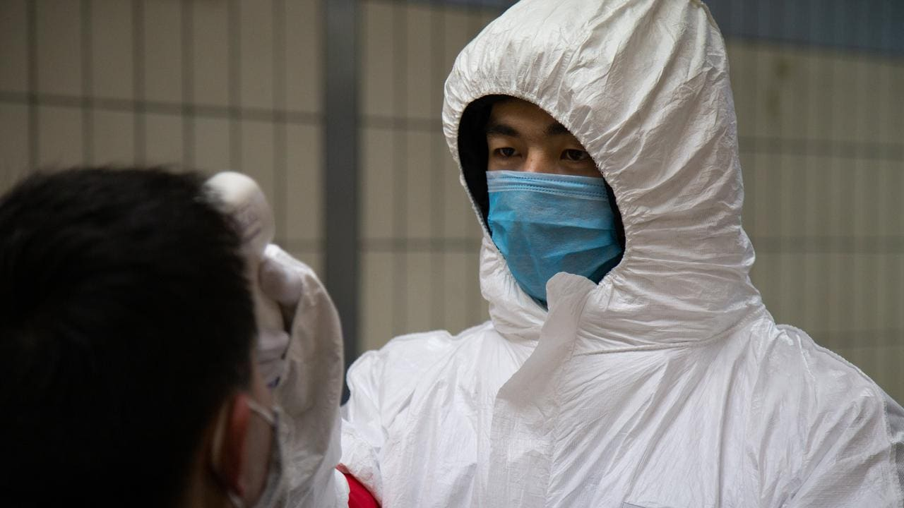 Coronavirus Can Spread Before Symptoms Appear China Says
