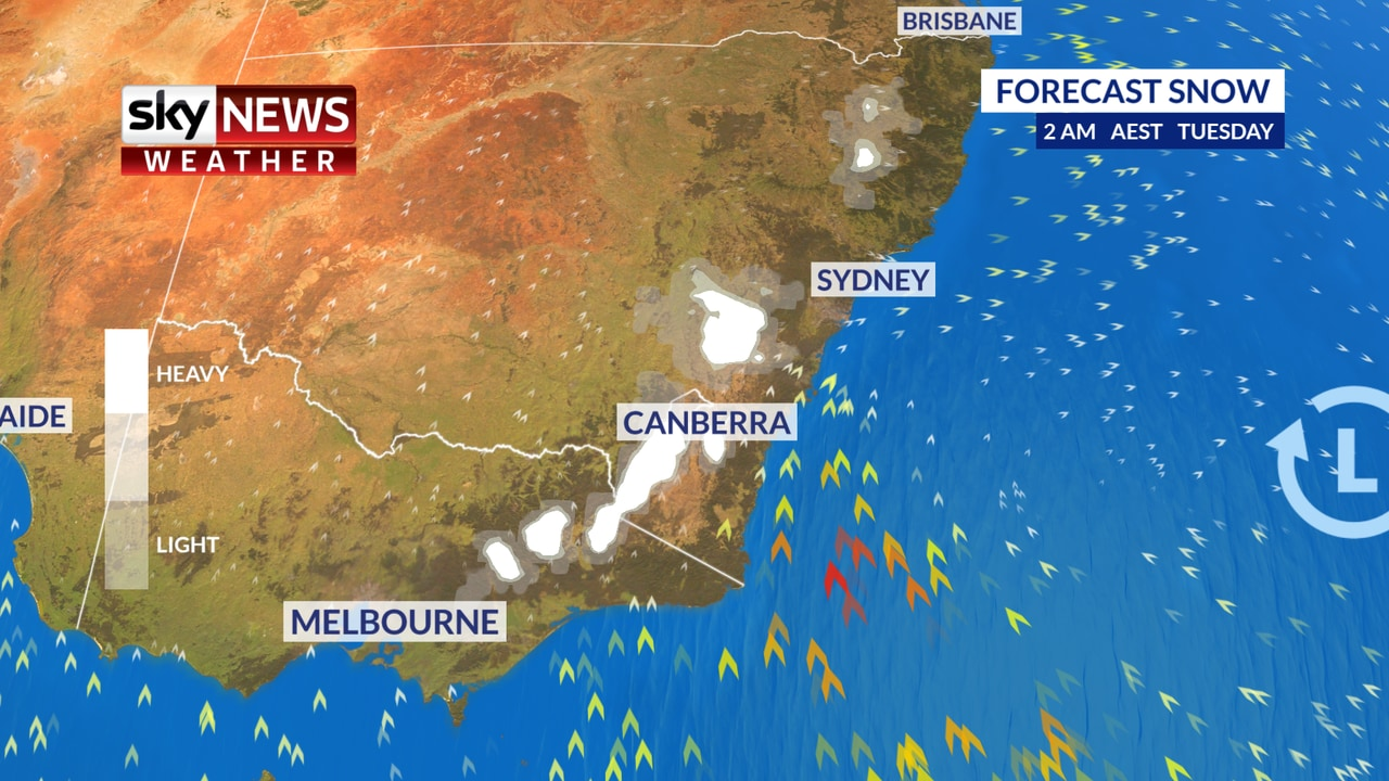 Melbourne Sydney Weather Severe Warning As Storms Approach