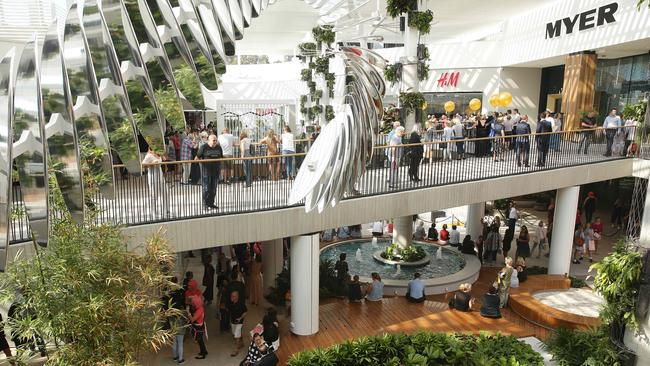 Warringah Mall Considers Bikie Ban News Local