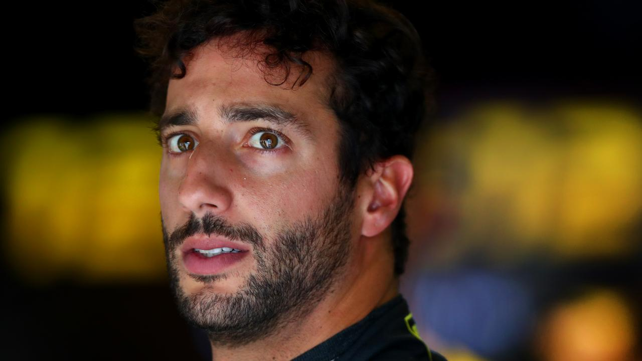 F1 2019 News Daniel Ricciardo On Red Bull And Baku Crash