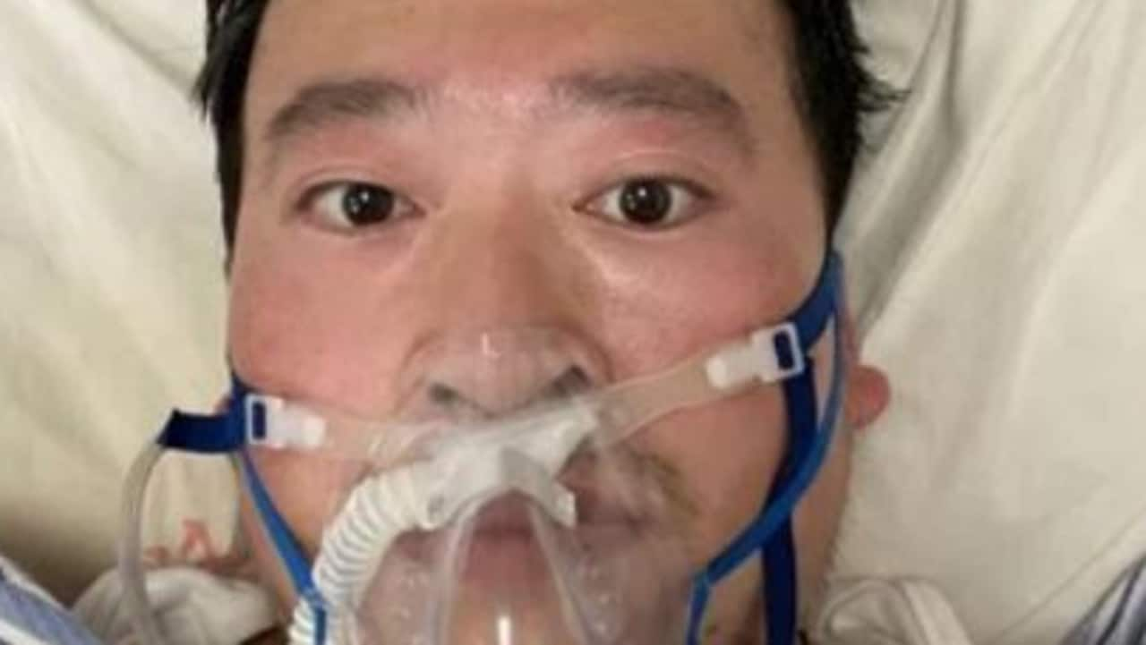 Li Wenliang Dead Chinese Doctor Who First Warned About