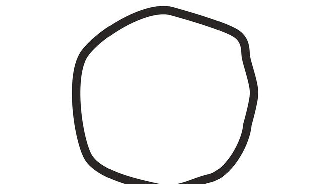 Shape personality test: Do you think this is a circle?