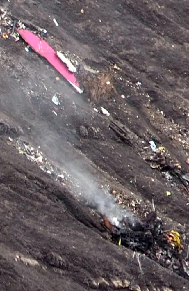 French Plane Crash Germanwings Flight A320 Search Difficult