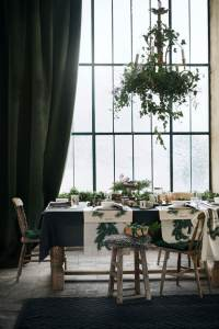 Five Christmas interiors trends from H&M's latest home ...