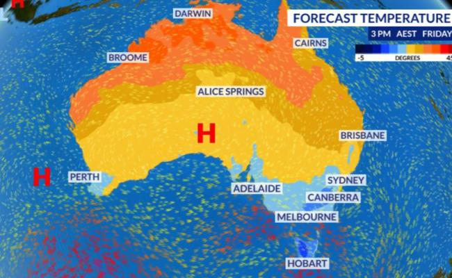 Melbourne Sydney Adelaide Weather Coldest Mornings Of