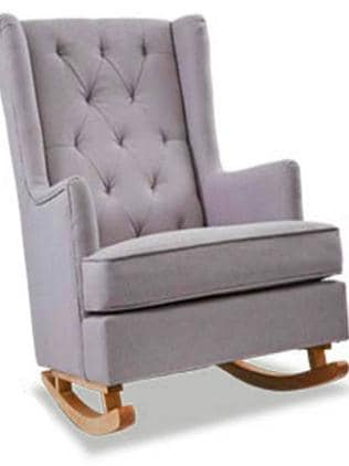 how to make a rocking chair not rock vintage metal aldi grey comeback an armchair that rocks what s love