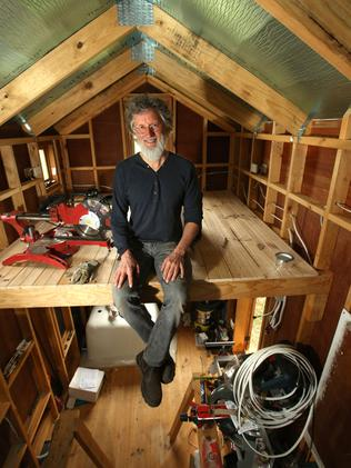 Templestowe Family Builds Tiny House To Live Off The Grid