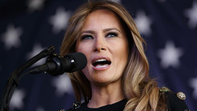 Frances Whiting Melania Really Is Just Like The Rest Of