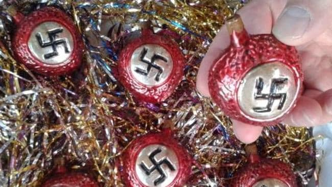 Nazi Christmas Baubles In Online Sale Spark Outrage