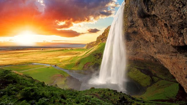 Great Falls Wallpapers Hd Widescreen Best Waterfalls In The World From Australia To Iceland And