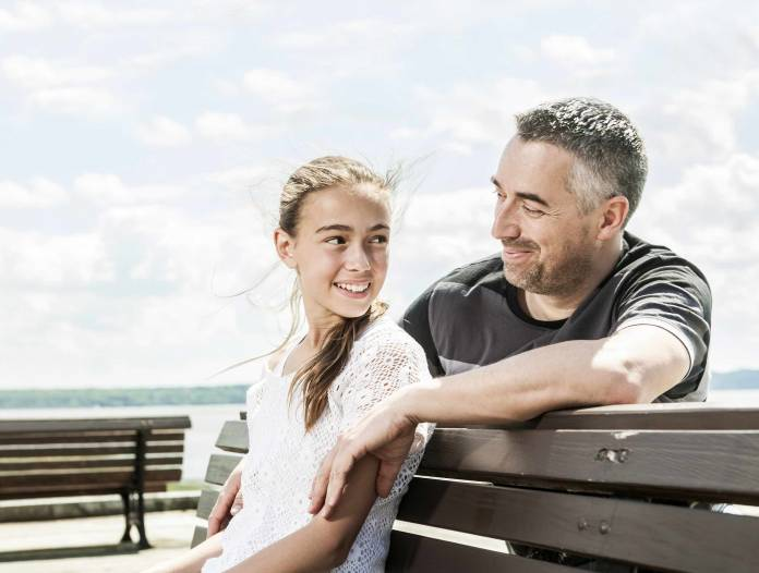 Missier. Father and Daughter