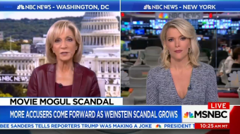 Andrea Mitchell Uses Weinstein Scandal to Bash Clarence Thomas