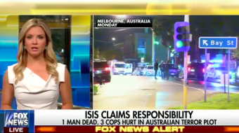 Weisman at NY Times Doesn't Want Press to Cite ISIS Taking Credit For 'Small' Terror Attacks