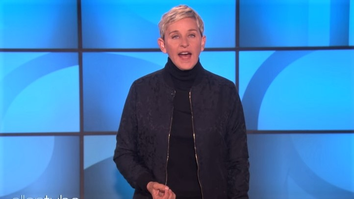 Ellen DeGeneres Trump Should Never Slam Oprah Winfrey