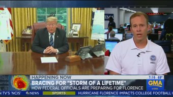 FEMA Chief Schools ABC After They Try to Get Him to Bash Trump on Puerto Rico