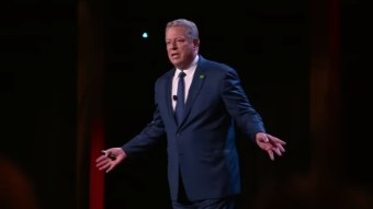 Gore Still Hasn't Offset Carbon from First Film, Much Less the 'Sequel'