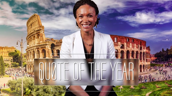 Melissa Harris-perry Wins Quote Of Year Award Mrc