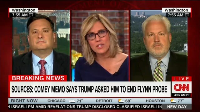 Snarky Camerota Claims Clinton's E-Mails Never Risked National Security, Panelist Claims Trump Aided Iran