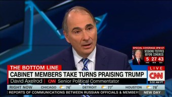 CNN Contributor: Obama Administration Was 'Completely Under Siege' By The Media