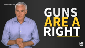 Once Again, Jorge Ramos Smears Lawful Gun Owners