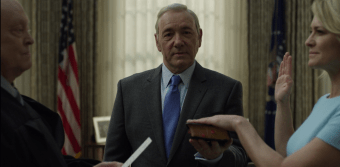 Liberals Celebrate Parallels Between 'House of Cards' and Trump Presidency