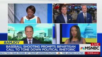 After Attempted Slaughter, Reid Complains Republicans Are Trying to 'Make Themselves the Victims'