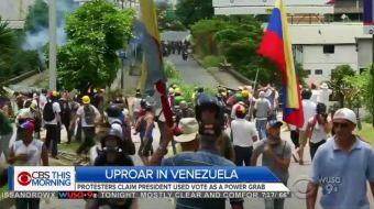 Nets Barely Notice Venezuela's Vote for Dictatorship