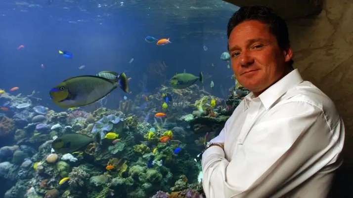Aquarium developer James Bissett found dead | Newsday