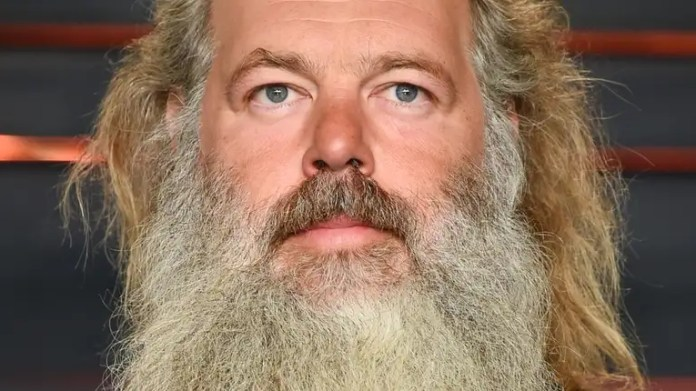 Music producer Rick Rubin co-founded Def Jam Records