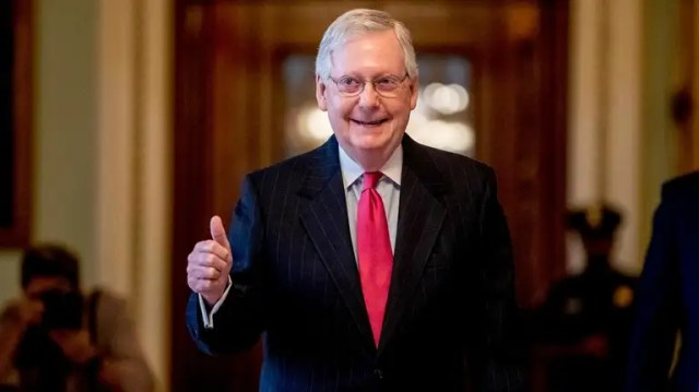 Image result for Mitch McConnell