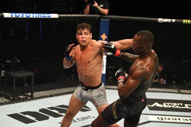 UFC 253: Israel Adesanya vs. Paulo Costa | Newsday