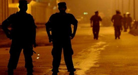 Curfew in Ratnapura, Pelmadulla police divisions until further notice