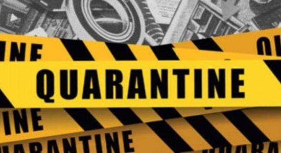 1455 remain in quarantine across 12 quarantine facilities