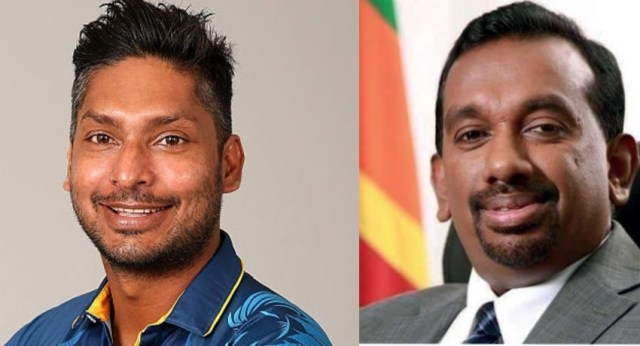 Sangakkara tells Ex-Minister to produce evidence on match-fixing claims